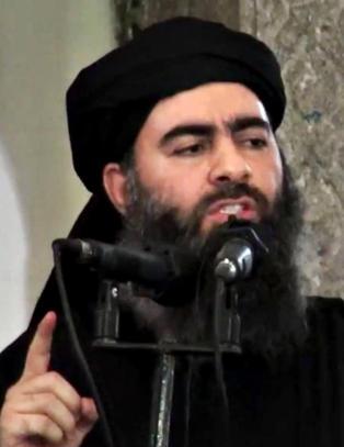 Dette er Abu Bakr al-Baghdadi - IS-lederen Obama har satt skuddpremie p�
