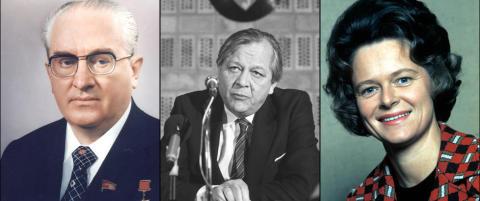 Mitrokhin-arkivet:  KGB-sjef ga ordre om � presse Frydenlund og Gro