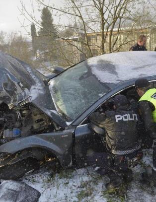 TV-program viser ikke bilder av Northug-ulykken