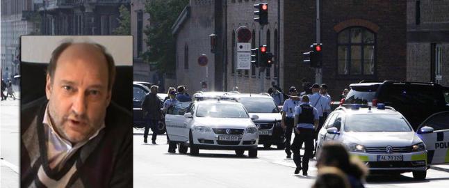Advokat og trebarnsfar Anders Lindholt skutt under barnefordelingssak i K�benhavn