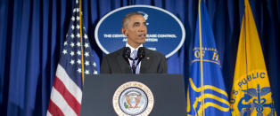 - Ebola er en potensiell trussel mot global sikkerhet