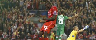 Dramatisk start p� Liverpools Champions League-comeback