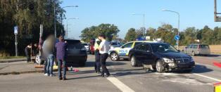 - Svenskekongen involvert i bilulykke