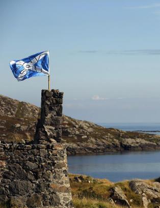 Skottland i verden