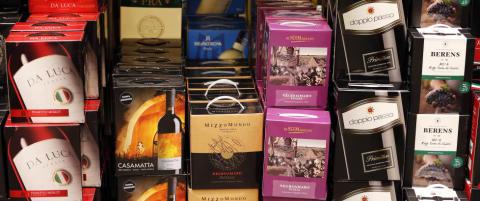 Slik velger du riktig papp-vin