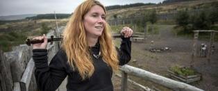 Derfor kjemper norske viking-Malin for skotsk uavhengighet