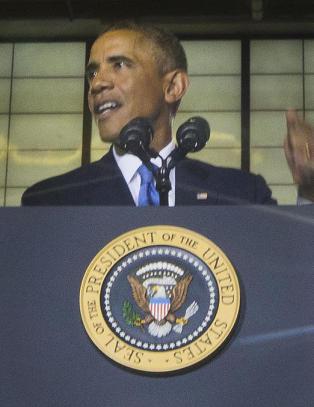 Obama: Over 40 land vil hjelpe til i kampen mot IS