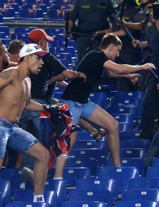 Scenene som ryster Champions League