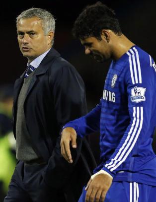 Costa klarer ikke spille tre kamper i uka