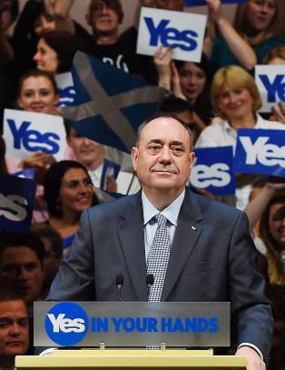 Her er mannen som kan ha brutt opp Storbritannia