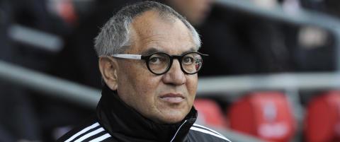 N� har Fulham-manageren lidd samme skjebne som Solskj�r