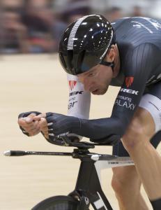 Sykkellegenden takker av med verdensrekord