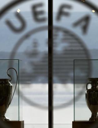 UEFA inn for strengere dopingkontroller. Vil ha biologiske pass