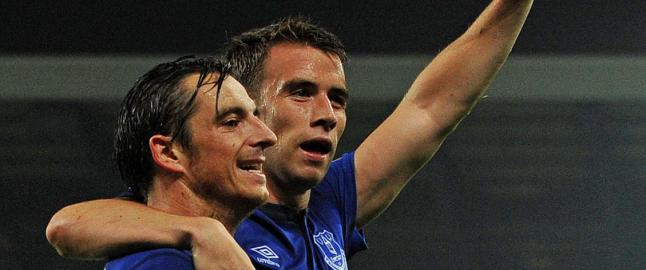 Kruttsterk start p� Europa-eventyret for Everton