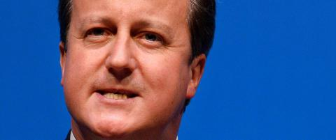 Cameron gratulerer nei-siden i Skottland
