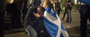 - Jeg dr�mte om om at barna mine skulle f� vokse opp i et fritt Skottland