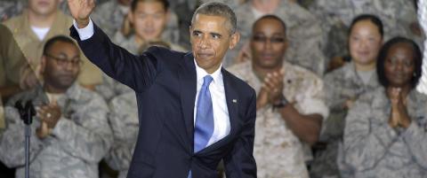 Dette er Obamas krig