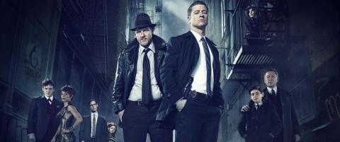 �Gotham� er trygg, traust -  og forn�yelig