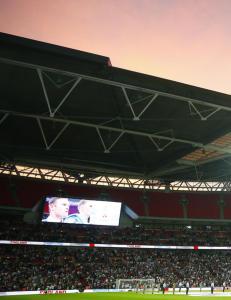 EM-finalen i 2020 spilles p� Wembley