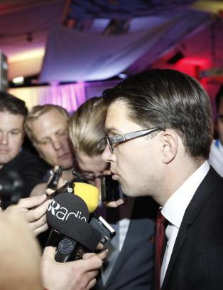 Sverigedemokraternas leder sykemeldt til januar