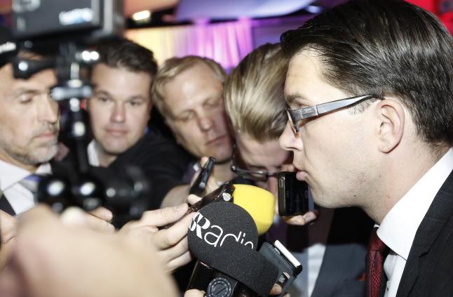 Innvandring og rasisme diskuteres over alt i Sverige