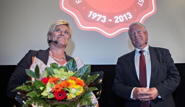 Den norske l�ysinga er � kj�pa bombekvoter