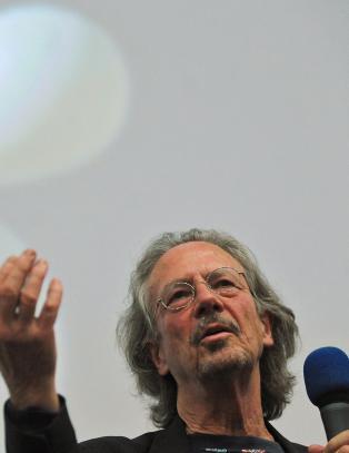 William Nygaard:                 - En lettelse om han sa fra seg prisen