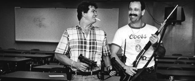 Lager tv-serie om kokain-cowboyene i Miami