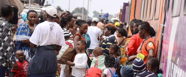 Nye beregninger:  Om hundre �r kan halvparten av jordas befolkning komme fra Afrika