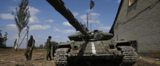 Enighet om ny fredsplan i Ukraina