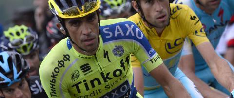 Contador utfordrer Nibali om historisk dobbel