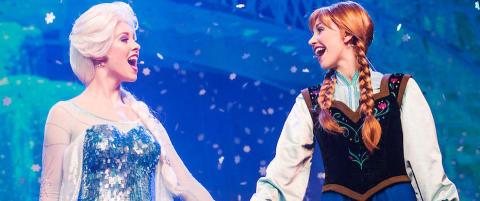 Disney-fans raser etter �raseringen av Norge�