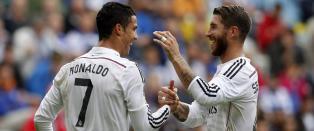 Real Madrids stjernegalleri slo knallhardt tilbake i tim�lskamp