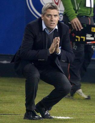 Molde-sjefen med klar melding til gullrivalen: - Vi kommer ikke til � kollapse