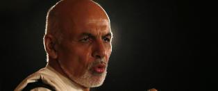 Ashraf Ghani blir Afghanistans nye president