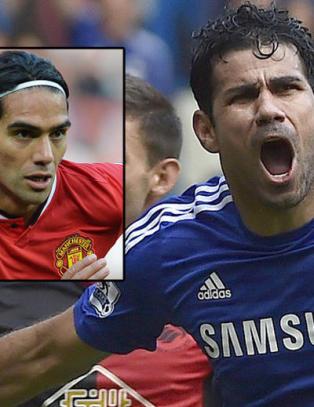 Ekspert mener Falcao er bedre enn Diego Costa