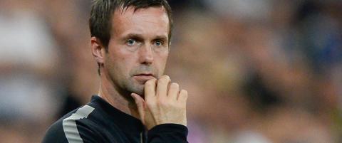 Ronny Deila g�r i strupen p� motstanderen f�r kampen mot Dinamo