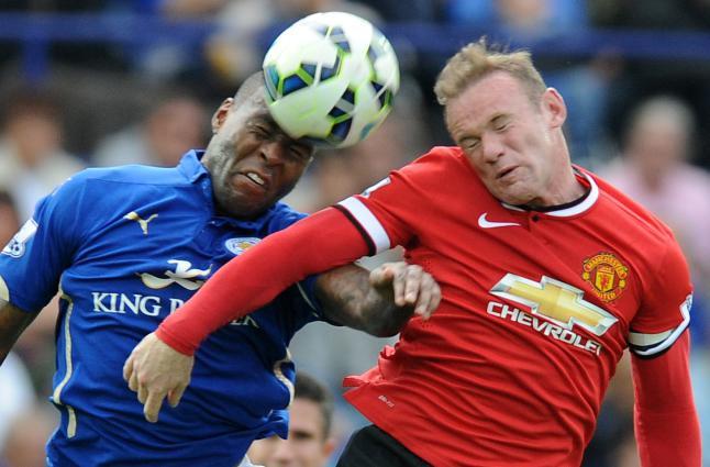 Manchester United rakner mot Leicester