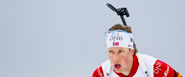 Lars Helge Birkeland slo alle de etablerte skiskytterne i NM