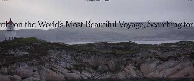 Skaml�s Norges-porno i amerikansk storavis