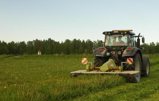 Kostet bonden 100 000: - Vi brukte ti m�neder p� � rydde opp i det de r�dgr�nne ikke klarte p� �tte �r