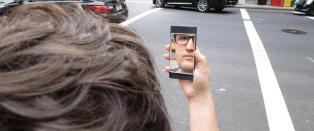 �Mobilen� som gj�r at du ser deg selv i speilet