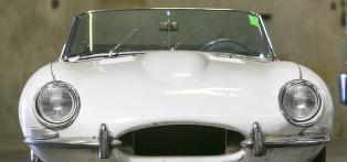 Stj�let Jaguar tilbake hos eier etter 46 �r