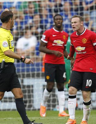 Eks-dommer konkluderer: United skulle aldri f�tt straffe imot i sjokktapet