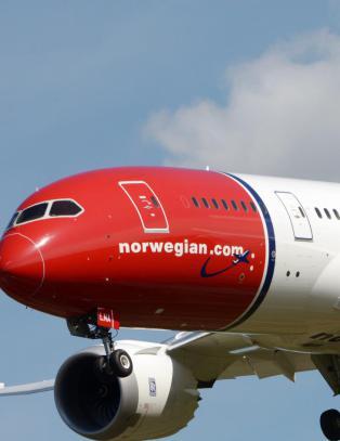 Dialog mellom piloter og Norwegian i natt