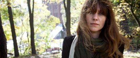 Ida Jenshus (27) g�r rett i kjelleren n�r hun trenger � flykte fra sitt eget hode