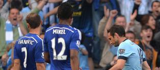 Mener fortsatt at Lampard ble lurt