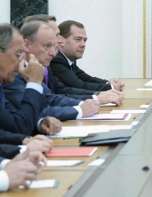 Putin vil stenge internett