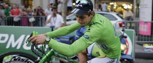 Riis: - Sagan skal ikke kj�re for gr�nn tr�ye