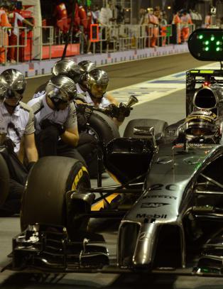 Formel 1-sjef beskylder rival for juks